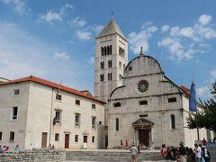陽光きらめくスロベニア・クロアチアの旅、その9(ザダル観光)
