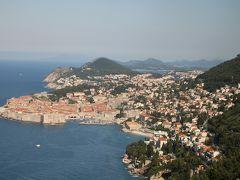 陽光きらめくスロベニア・クロアチアの旅、その13(ドゥブロヴニク観光)