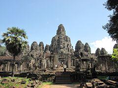 2011年 カンボジア旅行 猛暑のなかの遺跡巡り