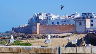 忘れられないモロッコの旅 11.港町エッサウィラをのんびり散策