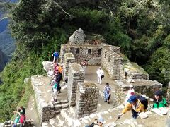 南米ツアー シニア夫婦ペルーとボリビアへ4 ペルー編④ インティプンク(太陽の門)へ