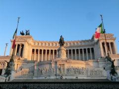 ローマ(Roma) 1日目 街歩き(カンピドーリオの丘周辺)