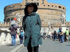 ローマを1週間、ゆっくり観光⑥サンタンジェロ城