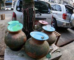 初ミャンマー、1年間はビザー不要なのよ~#5(翌日、街歩き編/ヤンゴン/ミャンマー)