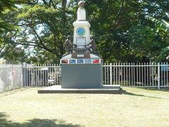 太平洋戦争の激戦地ガダルカナルの地を訪れて。(ソロモン諸島ガダルカナル島の街並み)
