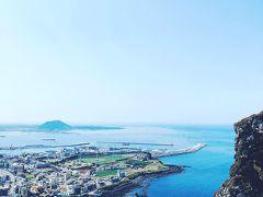 平日弾丸済州島旅行①