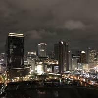 2019夏 記念日をウェスティンホテル大阪Jrスイートで。
