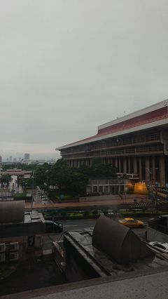 9回目の台北は雨!