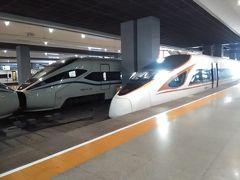 上海から高速鉄道に乗って 杭州・西湖へ☆ Peach 深夜便でゆく 上海&杭州 ひとり旅 その4