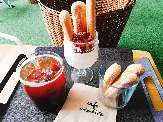 ソウルはK-POPで2019春Ver. (1)「Armoir・SUM CAFE & STORE」