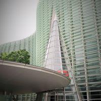 乃木坂-1 国展-膨大な作品-展示 国立新美術館で ☆招待券をいただき一巡り