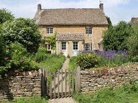 薔薇と羊に癒された英国の旅(1)コッツウォルズ編�ブロードウェイ&バイブリー
