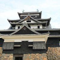 日本100名城を巡る旅vol.12 ~松江城と月山富田城~