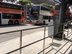デモ真っ最中の香港旅行でした。1st day