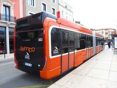 ル・マン徘徊♪超未来系ハイレベルサービスバス(BHNS)オレンジのトラム2019年5月 フランス ロワール地域他 8泊10日(個人旅行)46