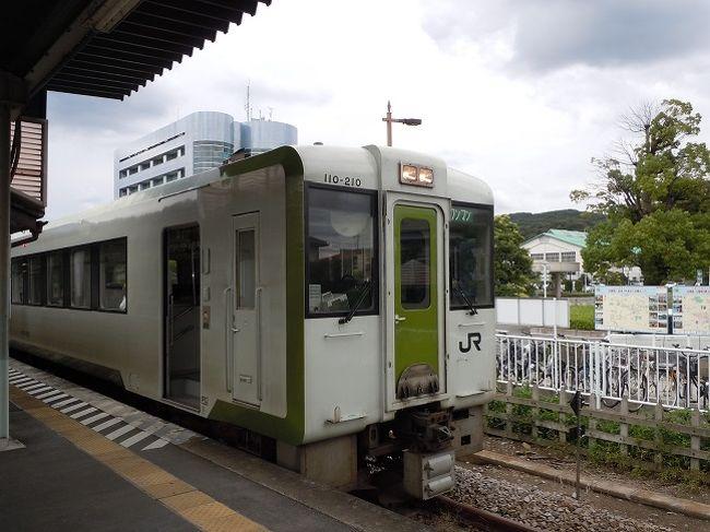 仙台から朝出発の高速バスとローカル線を利用する旅では、1日目に埼玉の目的地に到着するのは難しくなかなか旅程を組めませんでした。1泊ビジネスホテルに宿泊するとかワンクッション入れると予算が・・・ですし、割高で苦手な夜行バスは利用したくないしで。そんな中、高速バス旅をするきっかけになった埼玉の叔母夫婦が何度か「家に泊りにおいで。」と言ってくれていたので、旅の1日目にちゃっかり寄らせて貰う事に。<br />おかげでかんぽの宿巡り&日本全県宿泊制覇の一環、埼玉・群馬旅を実行出来ました。今回の旅で印象的だったのは、タイトルの写真の八高線ですね。鉄道オタクではないけどこんな列車があったんだ、です。