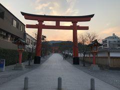朝観光(9-4) DAY3    京の冬の旅