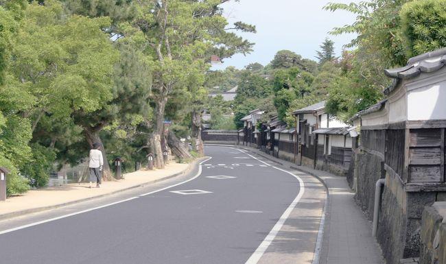 山陰ドライブ  その2  松江城・八重垣神社  そして出雲大社へ