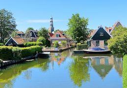 水辺の美しい景色を求めてオランダ&ベルギーへ <6> アイセル湖畔の美しい村 ヒンデローペンへ♪