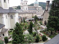 ミュンヘンを拠点に南ドイツ(少しオーストリア)を巡る旅【5】ザルツブルク→ザルツカンマング-ト