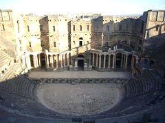シリア・ヨルダン10日間の旅(4) ボスラ遺跡