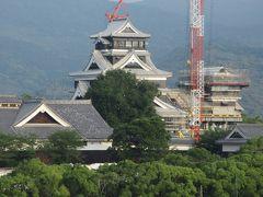 「水の都」熊本(6)熊本城覘いて小泉八雲旧居訪ね気ままに街をぶら歩き熊本堪能し大満足