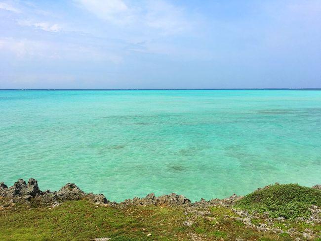 夏休み。魚のたくさんいる海に行こうということで、2回目の宮古島へ。<br />以前は回れなかった場所にも訪問できました。
