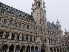 シニア&子連れ オランダ・ベルギー 個人旅行 6日目 ブリュッセル観光