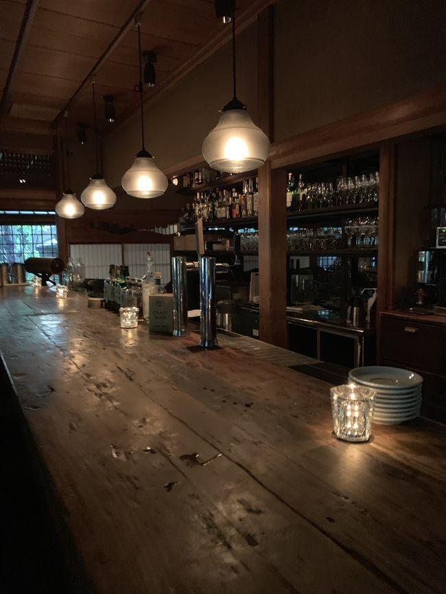 京都に弾丸出張。<br />1時間のお仕事ミーティングの後に、素敵なレストランバーを発見!<br />東京に帰る前に、モヒートで乾杯&#10084;️
