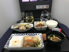 ANAビジネスクラス787-8搭乗記 成田→プノンペン