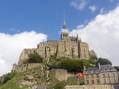 パリを拠点に北フランスを巡る旅【4】モンサンミシェル→オンフル-ル→パリ バスツアー2日目