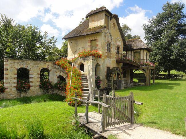 パリを拠点に北フランスを巡る旅【5】ヴェルサイユ宮殿と広大な庭園を満喫!