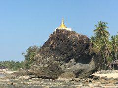 飲人(のみんちゅ)とガパリビーチへ(7)ヤンゴンへ移動するの巻