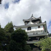 山口県岩国城と錦帯橋へ