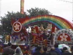 1997年 香港 2/5 :返還前 最後の春節 (ニューイヤー・パレード)