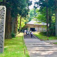 日本列島縦断旅11日間-Vol.6/奥州藤原氏が世の平安を祈った中尊寺・平泉へ