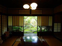 京都の町家に泊まる