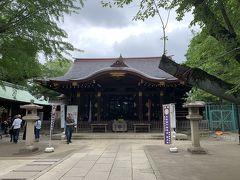 御朱印巡り☆渋谷氷川神社