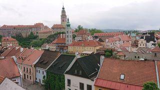 3日目 ウィーンからチェスキークルムロフ(チェコ)へ