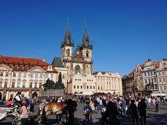 4日目 チェスキークルムロフからプラハへ