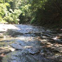 丸尾滝上流にある「千畳敷」~ 布引滝を見に行ってみました