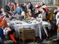ルーブル美術館に次ぐと言われる コンデ美術館で「世界で最も美しい本」とド・トロワ「牡蠣の昼食」を愛でる / 海外ツーリング-フランス編 2