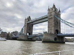 2018年 年末年始 ロンドンに行って来ました。Part.2.年始・ロンドンの元日~帰国。