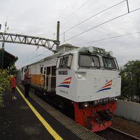 【ジャワ島横断+バリ島・ギリ島+シンガポール】2017島めぐり旅 Day2:ジャワ島鉄道でジャカルタ→スラバヤ