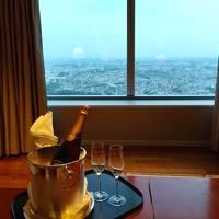 横浜ロイヤルパークホテルへ無料宿泊