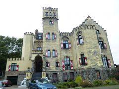 2013年秋のドイツ(オランダ編)11:オランダもこぢんまりした古城ホテルがある。