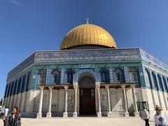 GW*ロシアとイスラエルの旅*9日間⑦岩のドームとイスラエル出国