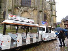 ル・マン徘徊 お葬式が始まる前 小雨の降る中 プチトランは去って行った2019年5月 フランス ロワール地域他 8泊10日(個人旅行)67