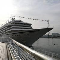 豪華客船飛鳥Ⅱで行く1泊2日神戸旅行
