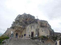マテーラの洞窟住居